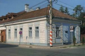 Casa-museu de Elie Wiesel em Sighet.