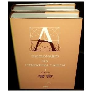dicionario da literatura galega
