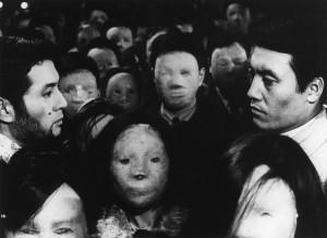 O rosto de outrem: O terror das massas sem rosto