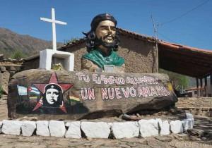 La-Higuera-Che-monument
