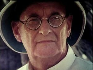 Arhtur C. Clarke na película Beddegama