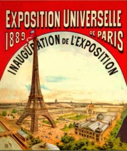 Expo paris 1889