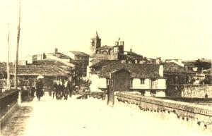 A HISTORIA. JPG. Fielato Ponte de Noia (Foto no libro Noia e Muros paisaxes urbanas de séculos de Pedro García Vidal)