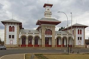 Estaçom de trem de Antsirabe
