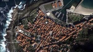 Porto do Son, unha imaxe urbana marcada polo mar