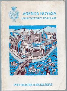O Escritor. Agenda Noyesa