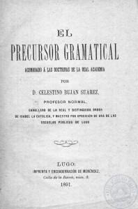 El precursor gramatical