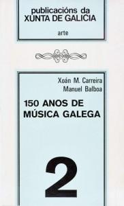 150 anos da musica galega