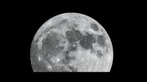 Lúa chea dende Compostela FOTo Carmen Docampo