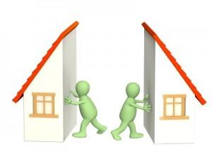 dividing-house