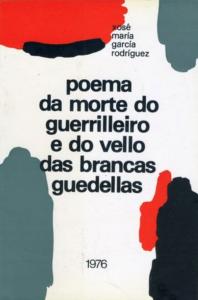 O Escritor. Garcia_Rodriguez. Abril