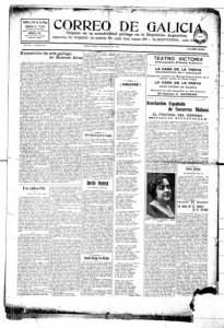 O Escritor. Correo_de_Galicia_06-06-1919