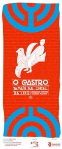 Ediciós do Castro.  Logo das orixes