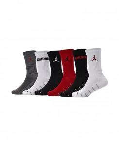 pack-6-calcetines-cortos-nike-air-jordan-negros-nino